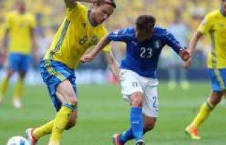 İsveç'in rakibi İtalya oldu