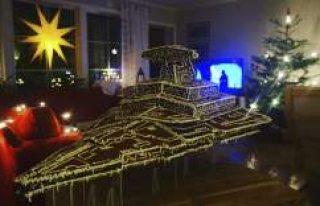 İsveç'in ünlü Star Wars fırınından efsane...