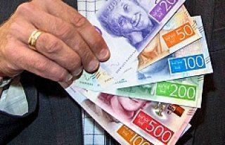 İsveç'in yeni paraları gelecek ay piyasada