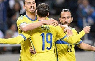 İsveç, İran'ı 3'ledi!