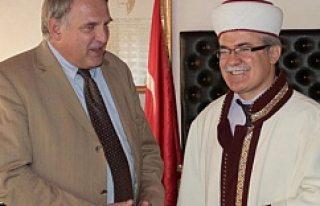 İsveç Meclis Heyeti Kıbrıs'a Geliyor