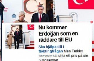 İsveç Medyası: Avrupayı Erdoğan kurtaracak