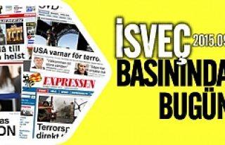 İsveç medyası bugün neler yazdı?