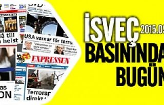İsveç medyası Türkiye'yi hedef almaya devam...