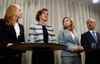 İsveç muhalefet ittifakı üç bakan hakkında gensoru...