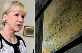 İsveç özür diledi, Suudiler elçisini geri gönderiyor
