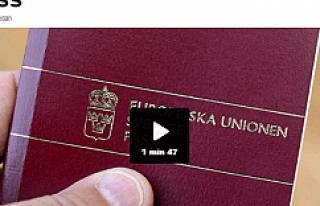 İsveç pasaportuna kaybedenler yandı...