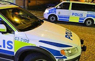 İsveç Polisi cinayet zanlısını beklenmedik anda...
