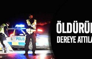 İsveç polisinin her yerde aradığı genç ölü...