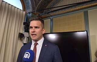 İsveç Sağlık Bakanı Wikström, Türk hayranlarından...