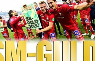 İsveç Süper Ligi şampiyonu Belli Oldu