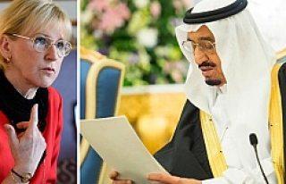 İsveç, Suudi Arabistan krizinde geri adım attı