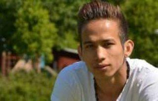 İsveç'te 16 yaşındaki Ali Jafari'yi...