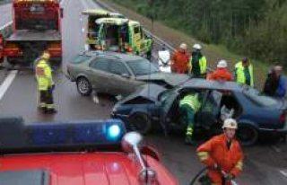 İsveç'te 2016 yılında trafik kazalarında...