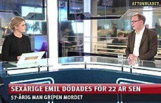 İsveç'te 22 yıl önce işlenen cinayet aydınlanıyor...