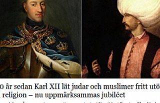 İsveç'te 300 yıl önce Osmanlı ile gelen...