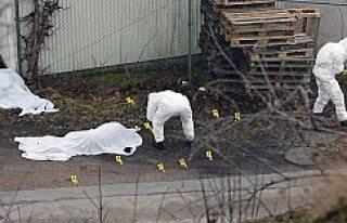 İsveç'te 3 kişi sokak ortasında öldürülmüş...