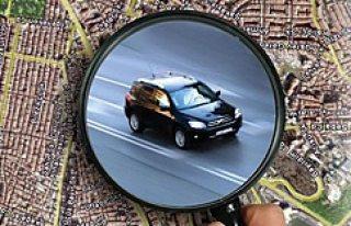 İsveç'te araba hırsızları araç takip sistemi...