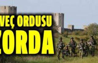 İsveç'te asker sıkıntısı büyüyor