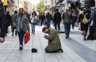 İsveç'te Belediyeler dilenciliği yasaklamak...