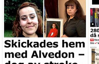İsveç'te bir Alvedon vakıası daha; 17 yaşındaki...