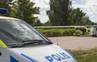 İsveç'te bir kadın sokak ortasında öldürüldü.