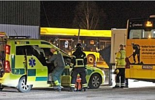 İsveç'te böyle kaza da oldu
