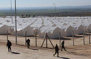 İsveç'te çadır kent kuruluyor
