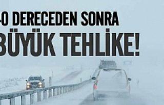İsveç'te eksi 40 derece soğuktan sonra büyük...