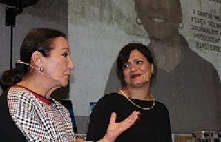 İsveç'te eşi Kemal Sunal'ı anlattı