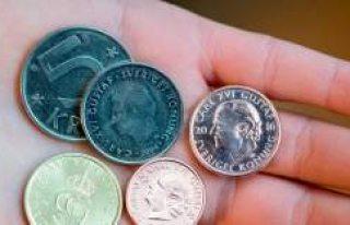 İsveç'te eski madeni paraların yenilenebilmesi...