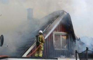 İsveç'te ev yangının en çok olduğu bu aya...