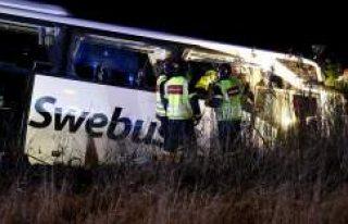 İsveç'te feci kaza: 1 ölü, 3 yaralı