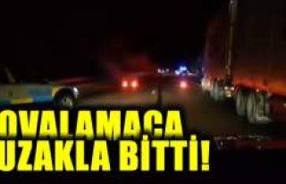 İsveç'te hırsız polis kovalamacası tuzakla...