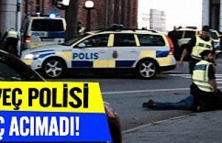 İsveç'te Madrid taraftarlarına kelepçe!