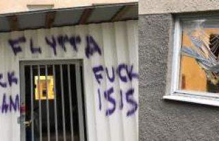İsveç'te Müslümanlara ait anaokuluna çirkin...