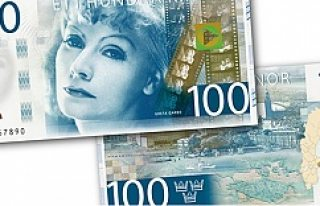 İsveç'te nakit para akışı eriyor
