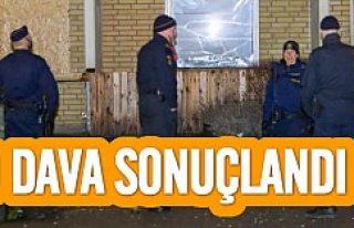 İsveç'te Noel saldırısı cezası belli oldu