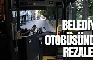 İsveç'te otobüs şoförü utanç veren bir...