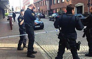 İsveç'te polis karakoluna silahlı saldırı