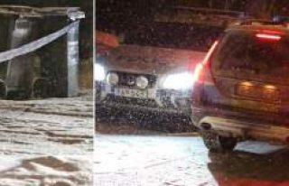 İsveç'te polis müdürünün aracı havaya...