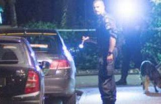 İsveç'te polis silahlı bir kişiyi vurdu