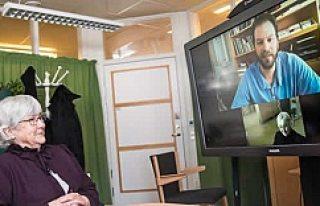 İsveç'te sanal tedavi dönemi başladı!