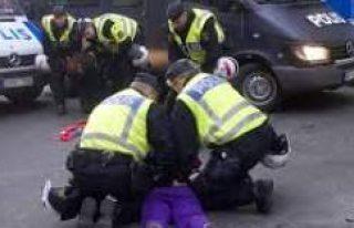 İsveç'te sığınmacı yurduna saldırı şüphesiyle...