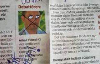 İsveç'te Türk kökenli siyasetçiye ırkçı...
