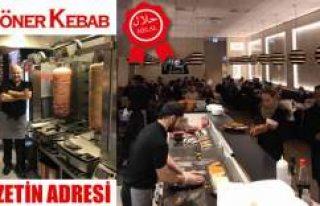 İsveç'te Türkiye mutfağı ve döneri büyük...