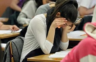 İsveç'te Üniversite sınavı heyecanı!
