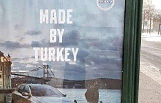 İsveç'te VOLVO'dan İstanbullu tanıtım