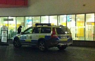 İsveç'te, kendisine kurşun yağdıran adamdan...