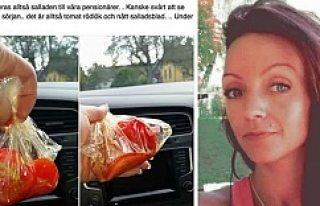 İsveç'te yaşlılara verilen cürümüş yemek...